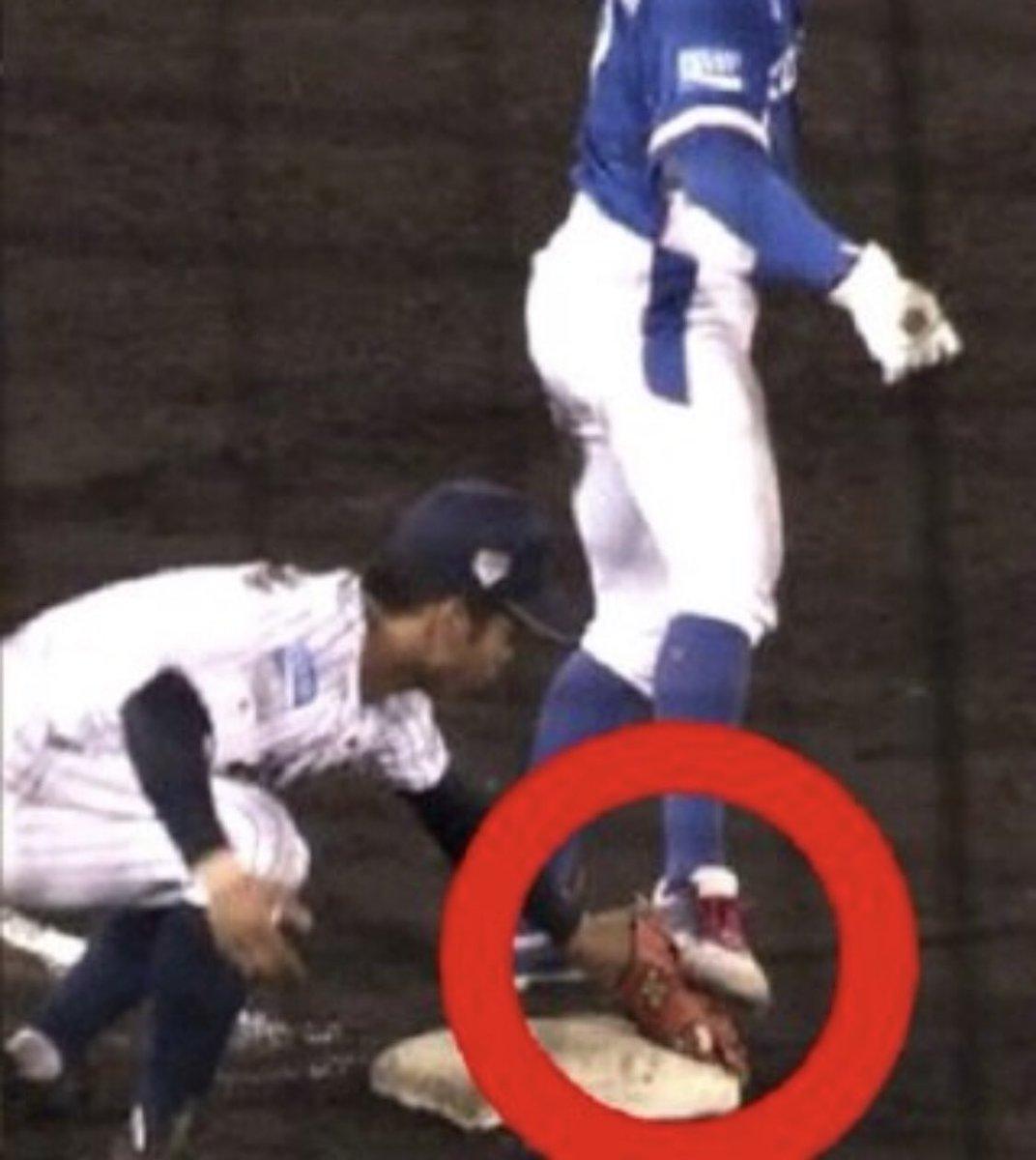 韓国の野球での卑怯な販促行為