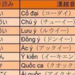 ベトナム人が日本で漢字を学んでからベトナムの言葉の本当の意味やルーツをわかって面白かった話