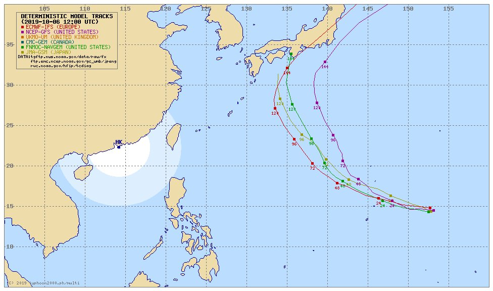 今回の台風19号を普通の台風だと思わないで下さい!クラス5の「猛烈な台風」で『多くの建物で屋根が壊れる』レベルです!