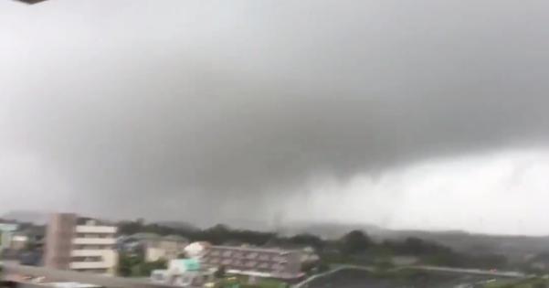 【台風による被害情報】台風19号により千葉に巨大な竜巻が発生!静岡では冠水・浸水の報告も!【動画有】