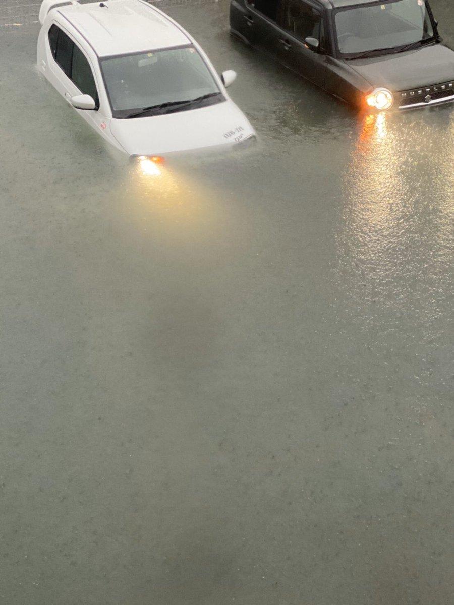 【台風による被害情報】台風19号により千葉に巨大な竜巻が発生!静岡県では冠水・浸水の報告も!【動画有】