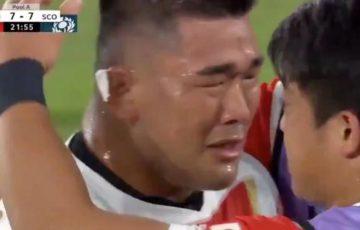 大声で君が代を歌い日本と韓国の架け橋となる韓国出身の具智元選手(ラグビー日本代表)の発言や振る舞いが素敵すぎる!