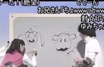 【NHKおかあさんといっしょ伝説の放送事故】おねえさんが地獄のモンスターを描いてしまったスプーの「えかきうた事件」の元ネタまとめ【動画有】
