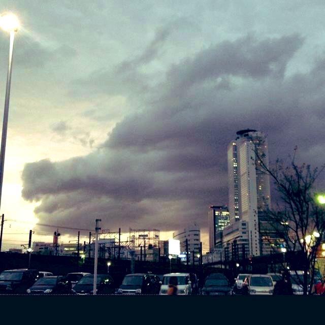 出雲大社の上空の雲が鳳凰のように見えたと話題に!