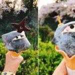 名古屋城・金シャチ横丁の宗春ゾーンで販売中の忍者アイスが可愛すぎてインスタ映えすると話題に!