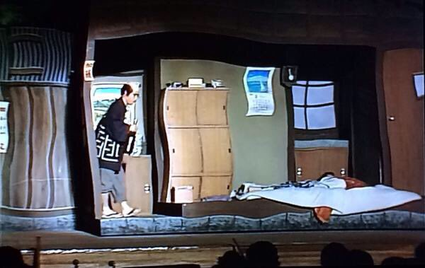 【動画有】ドリフ大爆笑のコントでの酔っ払いの視界を再現したセットが最高すぎると話題に!