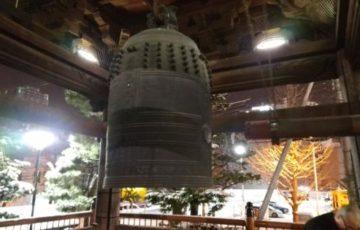 「除夜の鐘」にクレーム多数で禁止や自主的な取りやめが広がる