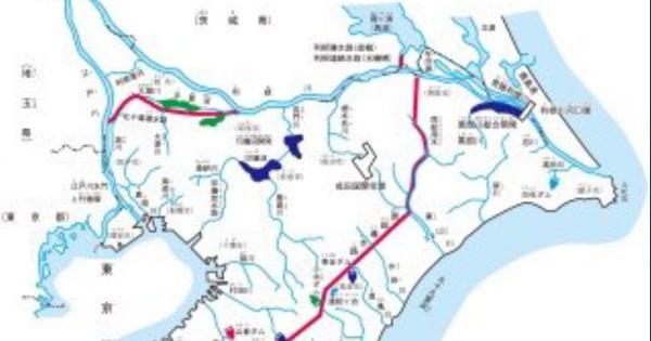 「実は千葉県と本州は陸続きではなかった」ことが判明!