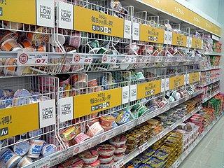 【美しく並べるより効率的に並べる】すべてのスーパーが今すぐ導入すべき商品の陳列方法が話題に!