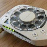 携帯型「ダイヤル電話」が遂に誕生してしまう!