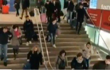【動画有】イタリアでのコロナウイルスの流行で「自分が感染してたら」を考えず、ミラノから逃げる人々