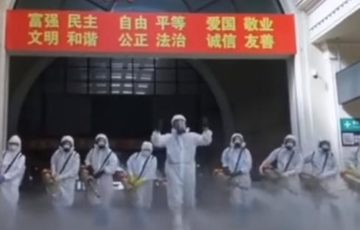 中国政府、新型コロナ陽性の無症状者4万3千人以上を統計に含めず情報操作
