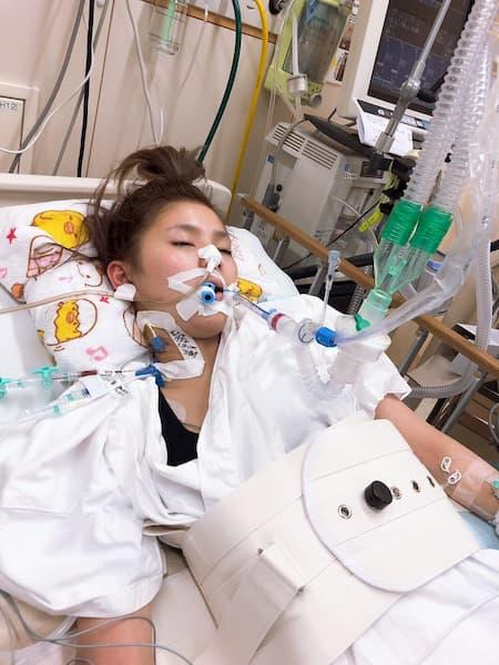 【鼻から管入れて栄養取るし】コロナ感染して重症化したら人工呼吸器だけど自粛しないの?