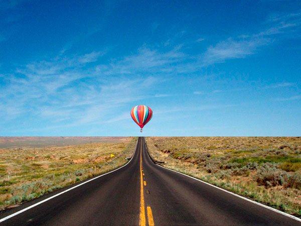 ビデオ会議の背景にしたら面白い画像まとめ【ZOOMやV-CUBEでも使える!】:視力検査の気球