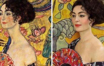 ポール・ゲティ美術館が芸術愛好家に「自宅からお気に入りの作品を再現した写真を投稿して!」と呼びかけた結果、まさかの傑作が誕生!