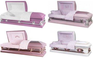 Amazonで販売しているピンクの棺桶がお洒落で可愛いと話題に!