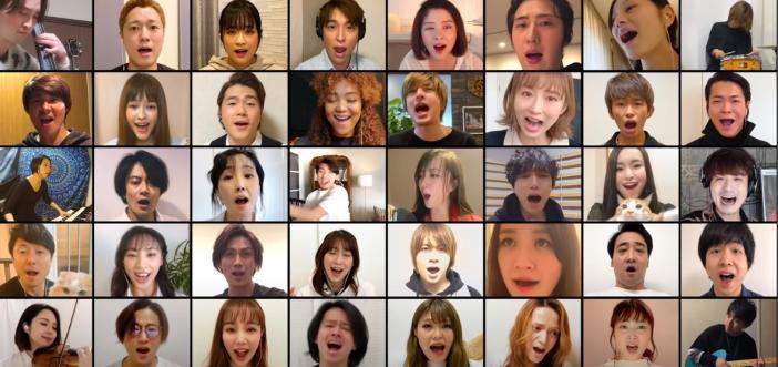 【動画】日本のスターミュージカル俳優が集結!みんなで歌うレミゼラブル「民衆の歌 」が圧巻のクオリティ!