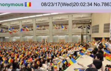 ルーマニア人が創価学会の集会の写真を見て「何で日本人は俺らが好きなんだ?」と勘違いしたの好き