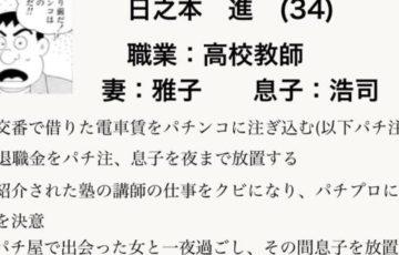登場人物全員クズ漫画「連ちゃんパパ」が再ブームの兆し!