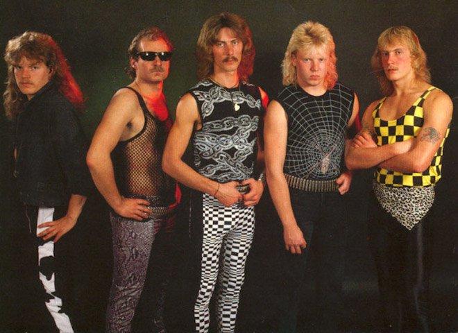 ダサいロックバンドのファッションまとめ