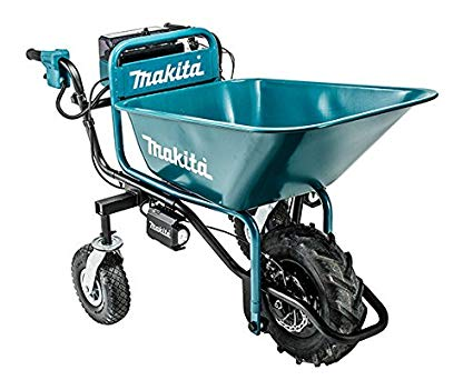 カッコよくてゴツイ!電動工具のマキタのおすすめ商品まとめ:マキタ(Makita) 充電式運搬車 CU180DZ