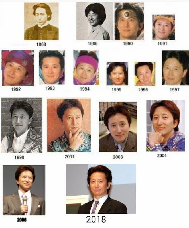 小池栄子の卒業アルバムの写真が今と変わらず凄いけど「3才の石原良純」には誰も勝てないww:荒木飛呂彦先生の昔の写真