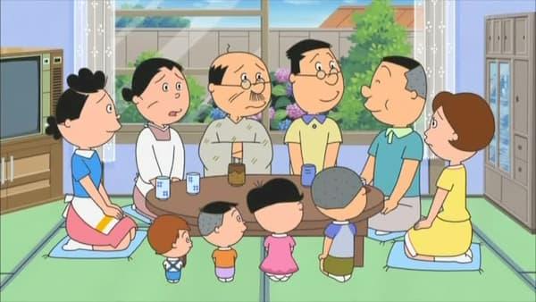 サザエさん一家、定額給付金70万円確定!?
