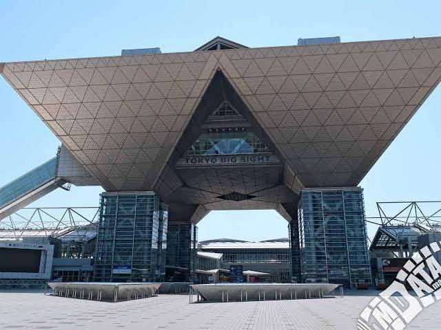東京ビックサイトに行ったことのあるオタクの9割が逆三角が会議棟になっていることを知らない説