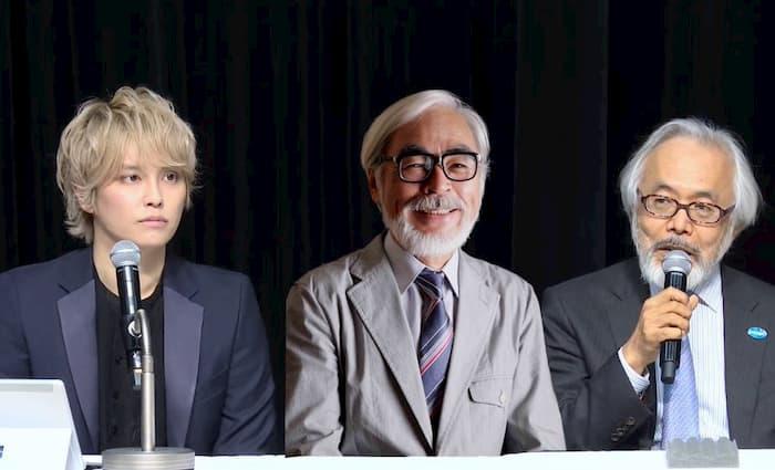 手越祐也さんの退所会見で同席の高野隆弁護士が宮崎駿監督に似すぎてて、ジブリ新作映画「となりの手越」って言われてる件www
