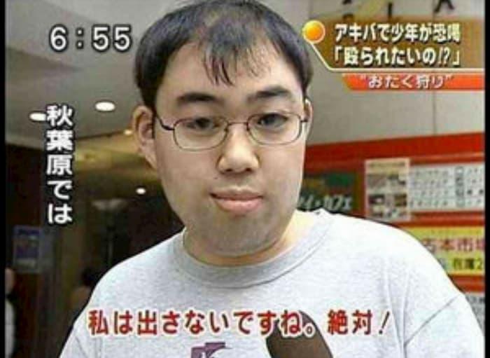 テレビの街頭インタビューでの面白い名言画像まとめ:私は出さないですね。絶対!