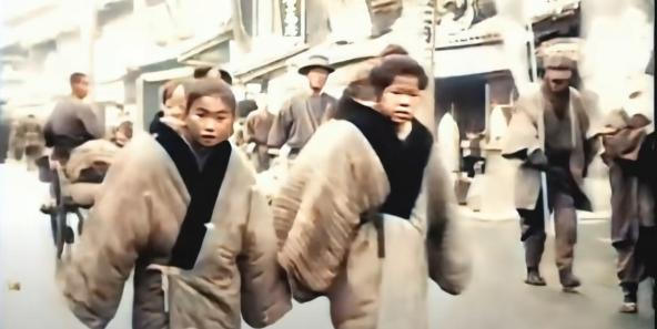 100年前(1913-1915)の東京を4Kでカラー化した映像が別世界感あると話題に!【動画有】