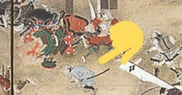 【志村けんの祖先の志村又右衛門!?】「長篠の戦い」の屏風絵に描かれている屈んで軽装の一本差しの男は誰だか知ってますか?