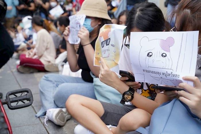 タイで「ハム太郎」の主題歌「ハム太郎とっとこうた」がなぜか政府抗議デモの象徴になってしまう