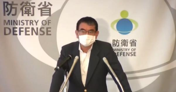 ミサイル防衛について、河野防衛大臣「なぜ中国や韓国の了解がいるのか」と中韓寄りのマスコミに対して語気を強める