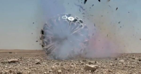 【動画有】アフガニスタンの人が発明した地雷処理ボールが低コストで作れて子供の命を守っていると話題に!