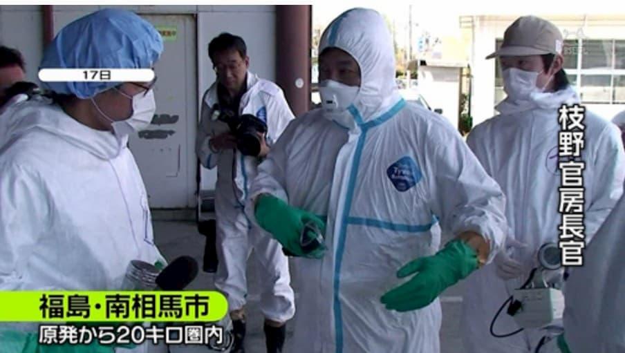 東日本大震災の際に安倍総理は警護もつけず数人で原発30km圏内に物資を届けていたことを多くの日本人は知らない