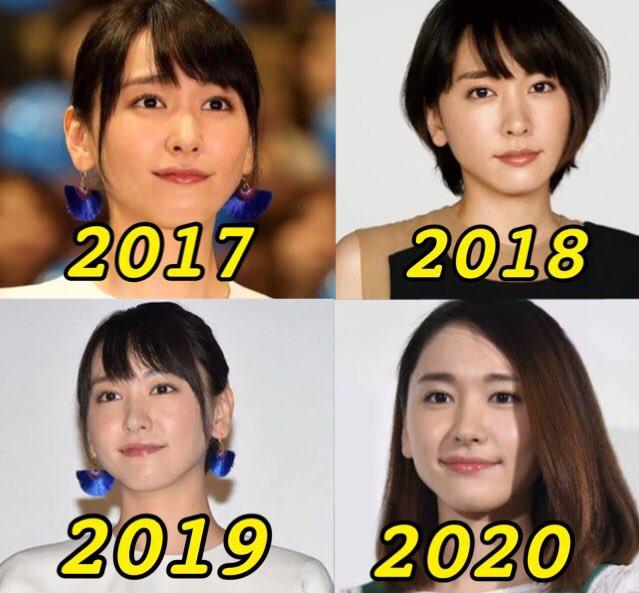 ガッキーこと新垣結衣さんの不老不死説がネットで騒がれる!