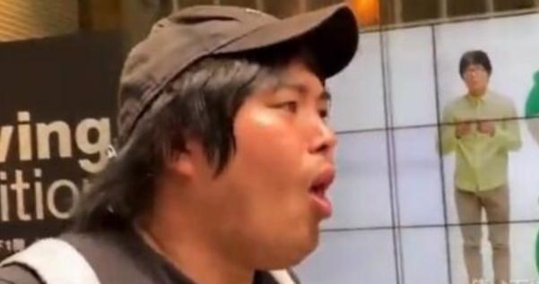 「へずまりゅう」が二度目の逮捕!大阪アメ村でTシャツを偽物だと返品を迫り威力業務妨害容疑で。