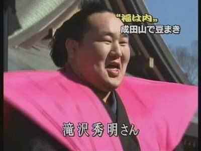 【爆笑】面白い画像まとめ:朝青龍?いや滝沢秀明です