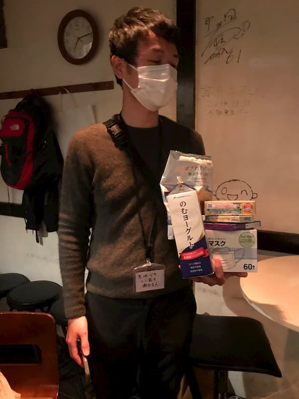 「地味ハロウィン2020」が今年もシュールでカオスで面白い!:意地でもレジ袋を断る人