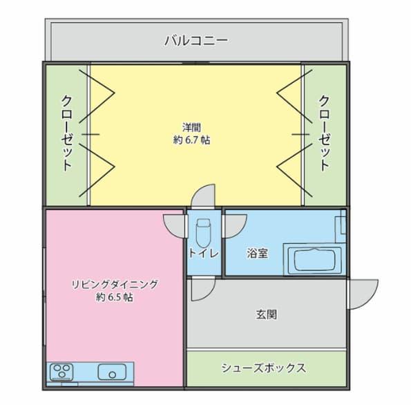 「クソ物件オブザイヤー2020」まとめ:どの部屋からでもアクセスできるトイレ付物件