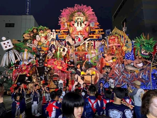韓国が青森ねぶた祭をパクリ、ユネスコに無形文化遺産として登録申請し起源を主張!