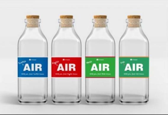 【悲報】メルカリで「2020年の空気」が販売されてしまうwww