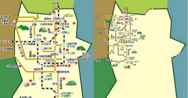 奈良県のイメージと現実