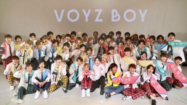 村田琳さんはメンズアイドルグループ「VOYZ BOY」のメンバーとしても活躍中