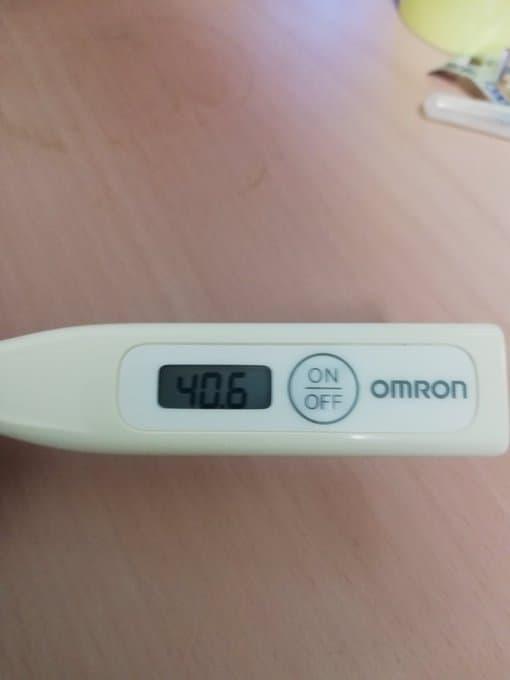 熱を出したことにして会社を休む方法→PCのファンに体温計をさす