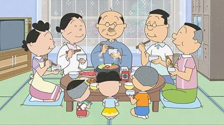サザエさん一家は時代を拒絶して昭和の暮らしを続けるアーミッシュのような一種狂信的な思想の家族である可能性が・・・