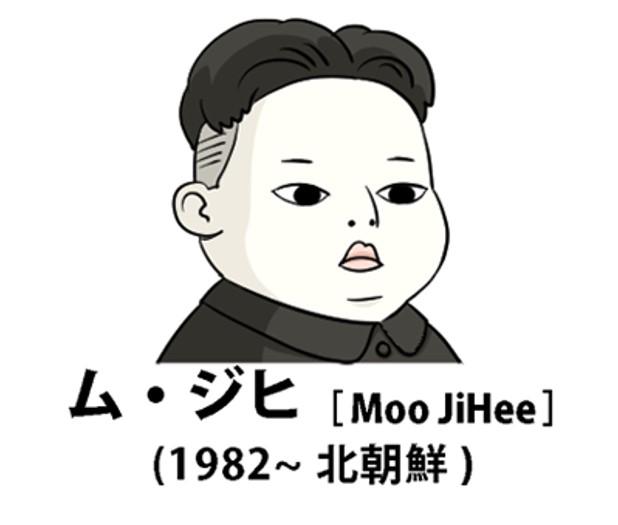 歴史上の架空偉人AAまとめ:ム・ジヒ(北朝鮮)