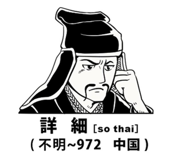 歴史上の架空偉人AAまとめ:詳細(中国)