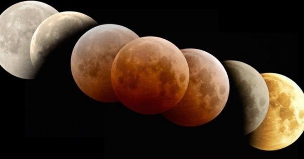 【いよいよ今夜!】スーパームーンの皆既月食が起こり、晴れていれば全国で見られます